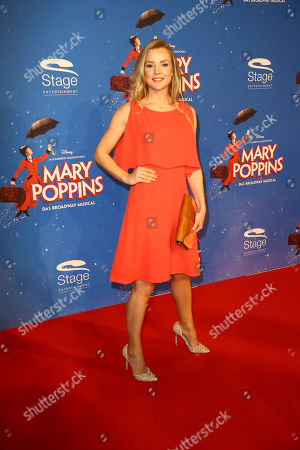 Editorial photo of premiere of Mary Poppins, Hamburg, Germany - 25 Feb 2018