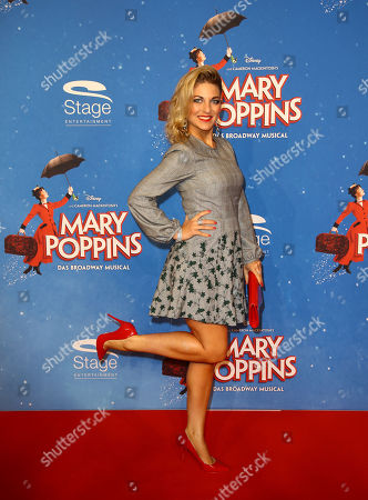 Editorial image of premiere of Mary Poppins, Hamburg, Germany - 25 Feb 2018