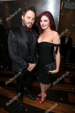 Rob Fowler and Sharon Sexton