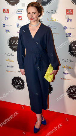 Editorial photo of The WhatsOnStage Awards 2018, London, United Kingdom - 25 Feb 2018