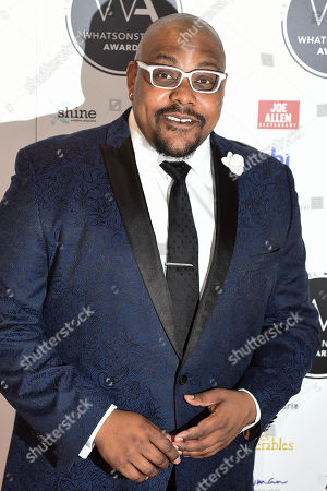 Editorial picture of The WhatsOnStage Awards 2018, London, United Kingdom - 25 Feb 2018