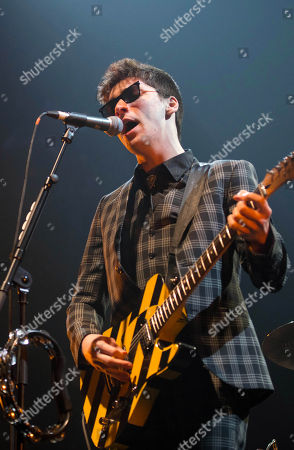 Stock Picture of The Strypes - Ross Farrelly