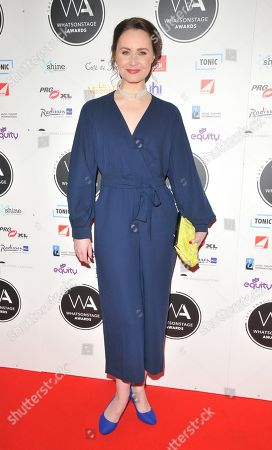 Editorial picture of The WhatsOnStage Awards 2018, London, UK - 25 Feb 2018