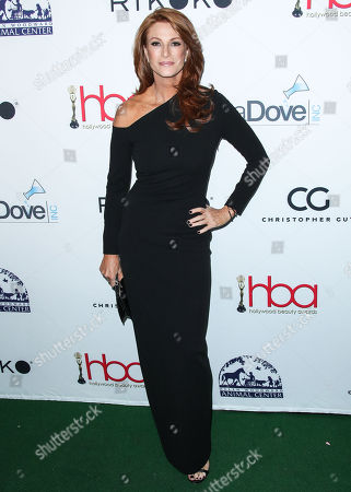 Stock Picture of Angie Everhart