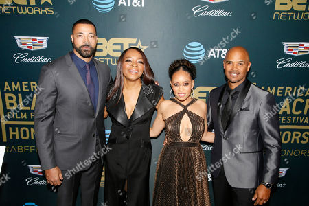 Editorial image of 2018 American Black Film Festival Honors, Beverly Hills, USA - 25 Feb 2018