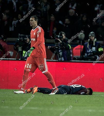 Yohann Pele and Neymar