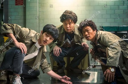 "Editorial picture of ""Detective Chinatown 2"" Film - 2018"
