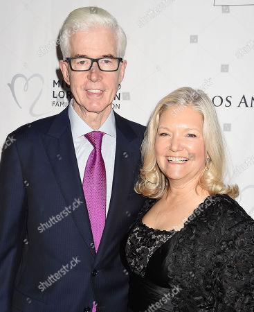 Gray Davis, Sharon Davis