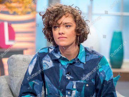 Editorial picture of 'Lorraine' TV show, London, UK - 26 Feb 2018