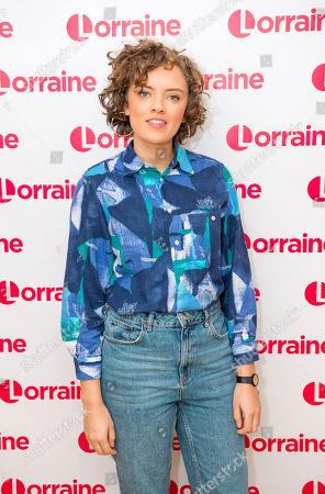 Editorial image of 'Lorraine' TV show, London, UK - 26 Feb 2018