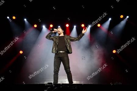 Editorial picture of The X Factor Live Tour, Birmingham, UK - 25 Feb 2018