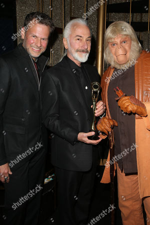 Stock Picture of Rick Baker