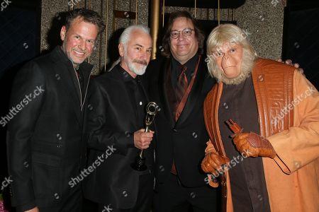 Rick Baker, Brian Penikas