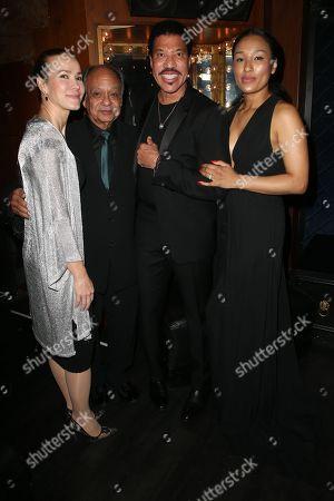 Editorial photo of Hollywood Beauty Awards, Show, Los Angeles, USA - 25 Feb 2018