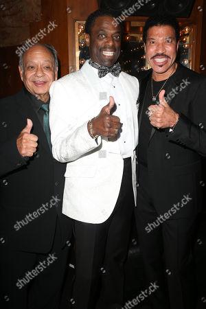 Cheech Marin, Otis Stokes, Lionel Richie