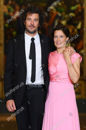 Garth Davis and Nicola Lester
