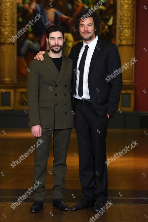Tahar Rahim and Garth Davis