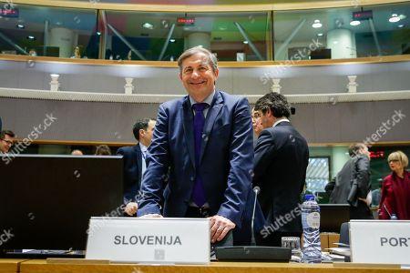 Karl Erjavec - Slovenian Minister of Foreign Affairs
