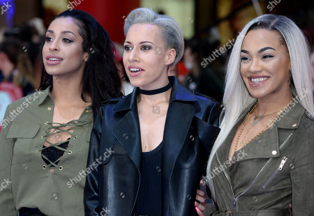 Alexandra Buggs, Courtney Rumbold, Karis Anderson