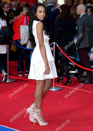 Stock Picture of Jade Ewan