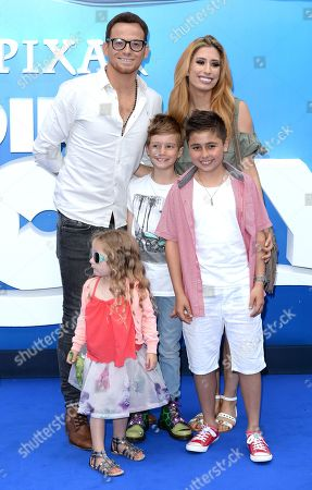 Editorial picture of 'Finding Dory' - Uk Premiere - Red Carpet, London, United Kingdom - 10 Jul 2016