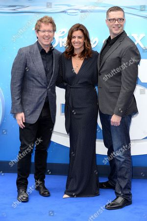 Editorial image of 'Finding Dory' - Uk Premiere - Red Carpet, London, United Kingdom - 10 Jul 2016