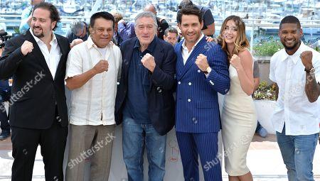 Robert De Niro, Ana de Armas, Edgar Ramirez, Usher, Roberto Duran, Jonathan Jakubowicz