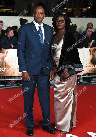 Editorial photo of 'I Am Bolt' - World Premiere - Red Carpet Arrivals, London, United Kingdom - 28 Nov 2016