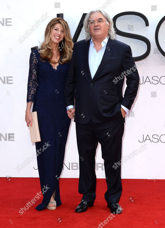 Editorial picture of 'Jason Bourne' - The European Premiere - Red Carpet, London, United Kingdom - 11 Jul 2016