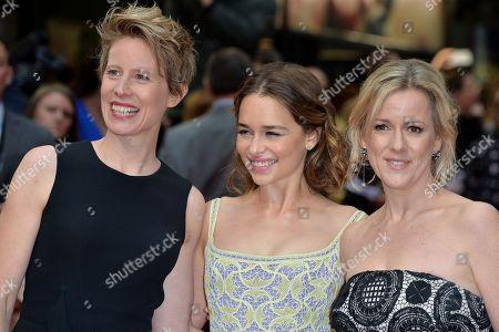 Thea Sharrock, Emilia Clarke, Jojo Moyes