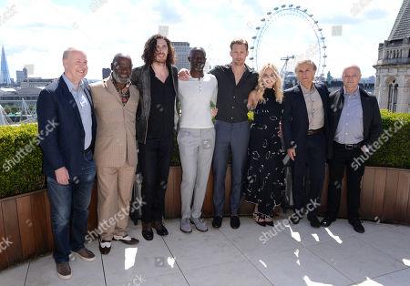 David Yate, Yule Masiteng, Hozier, Djimon Hounsou, Alexander Skarsgard, Margot Robbie, Christoph Waltz, David Barron
