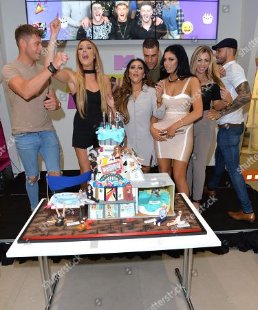 Chloe Etherington, Holly Hagan, Sophie Kasaei, Charlotte Crosby