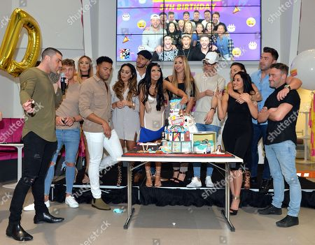 Charlotte Crosby, Holly Hagan, Chloe Etherington, Chantelle Connelly, Marnie Simpson, Aaron Chalmers, Sophie Kasaei, Nathan Henry, Scott Timlin, Marty McKenna, James Tindale, Dan Thomas-Tuck