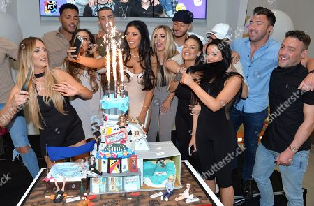 Charlotte-Letitia Crosby, Holly Hagan, Chloe Etherington, Chantelle Connelly, Marnie Simpson, Sophie Kasaei, Aaron Chalmers, Nathan Henry, Scott Timlin, Marty McKenna, James Tindale, Dan Thomas-Tuck