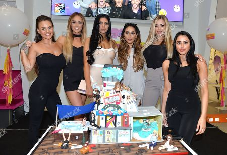 Charlotte Crosby, Holly Hagan, Chloe Etherington, Chantelle Connelly, Marnie Simpson, Sophie Kasaei