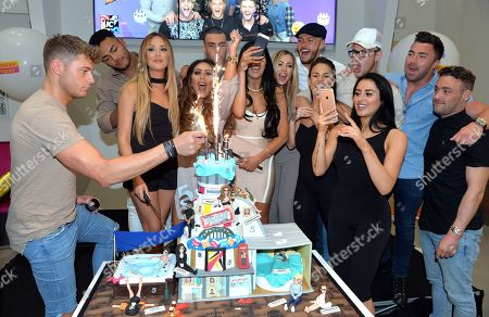 Charlotte Crosby, Holly Hagan, Chloe Etherington, Chantelle Connelly, Marnie Simpson, Sophie Kasaei, Aaron Chalmers, Nathan Henry, Scott Timlin, Marty McKenna, James Tindale, Dan Thomas-Tuck
