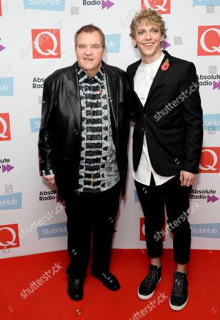 Editorial picture of The Stubhub Q Awards 2016 - Red Carpet Arrivals, London, United Kingdom - 2 Nov 2016