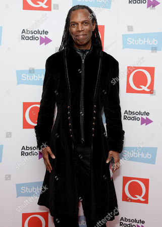 Stock Image of Ranking Roger