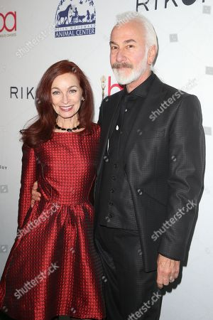 Editorial picture of Hollywood Beauty Awards, Arrivals, Los Angeles, USA - 25 Feb 2018