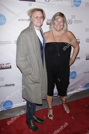 Geremy Jasper and Bridget Everett
