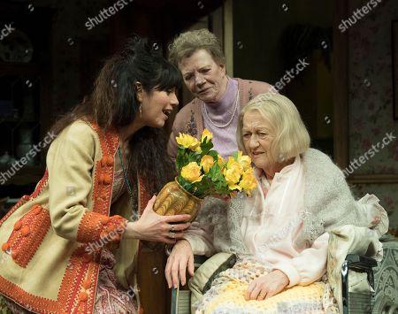 Caroline Catz as Susan, Marjorie Yates as Mrs Jackson Sandra Voe as Ida,