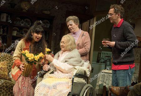 Caroline Catz as Susan,  Sandra Voe as Ida, Marjorie Yates as Mrs Jackson, Leo Bill as Michael