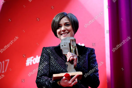 Editorial picture of 68th Fotogramas Awards ceremony, Madrid, Spain - 26 Feb 2018