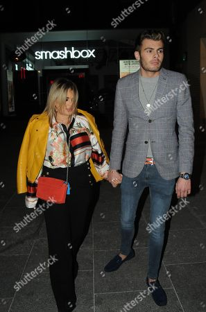Editorial picture of Lady Nadia Essex out and about, London, UK - 26 Feb 2018