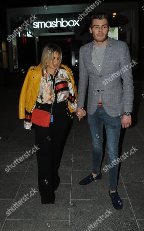 Editorial image of Lady Nadia Essex out and about, London, UK - 26 Feb 2018