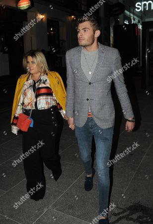 Nadia Essex and Seb Morris