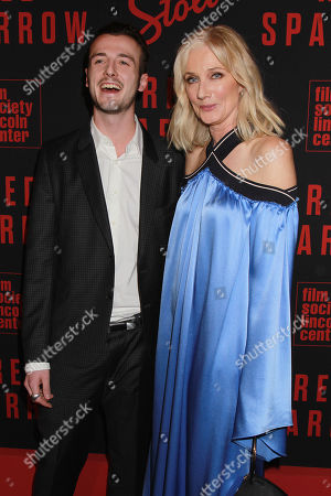 Micheal Richardson and Joely Richardson