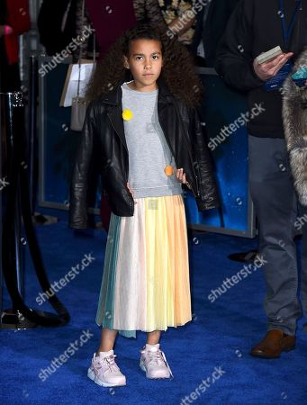 """Editorial image of World Premiere of """"A Wrinkle in Time"""", Los Angeles, USA - 26 Feb 2018"""