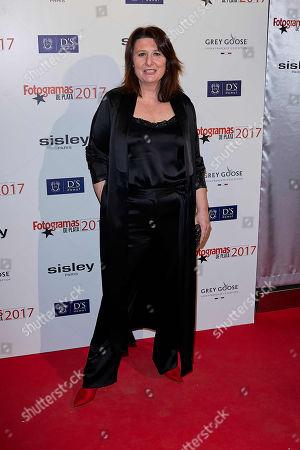 Editorial image of Fotogramas 2017 Awards, Madrid, Spain - 26 Feb 2018