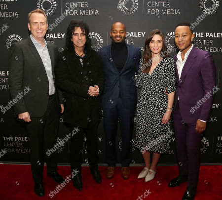 Editorial image of PaleyLive NY Presents - Behind the Scenes - Jesus Christ Superstar Live in Concert, New York, USA - 26 Feb 2018
